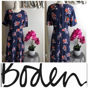 f7c0b40e69 Boden Dresses - Boden NWT. Ruth midi dress size 10.